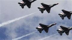 Không quân Israel, Mỹ tập trận chung