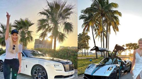 Những bóng hồng nổi tiếng trong nền công nghiệp ô tô toàn cầu