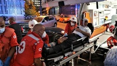 Vụ nổ kinh hoàng ở Lebanon: Nhân chứng chưa hoàn hồn nói 'khủng khiếp hơn chiến tranh'