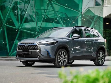 'Siêu phẩm' Toyota Corolla Cross về Việt Nam, giá từ 720 triệu đồng
