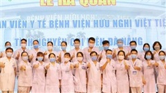 Bình Định, Hải Phòng cử lực lượng y tế chi viện cho Đà Nẵng