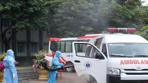 Nhật ký COVID-19 từ 'tâm dịch' ngày 5/8: BV Phổi Đà Nẵng tiếp nhận bệnh nhân nặng đầu tiên