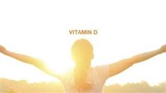 Nồng độ vitamin D thấp làm gia tăng nguy cơ mắc COVID-19