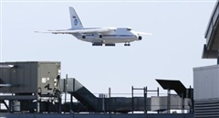 Nga gửi 5 máy bay mang thiết bị y tế và bác sĩ tới giúp Lebanon