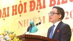 Đồng chí Đỗ Đình Hồng tiếp tục được bầu làm Bí thư Huyện ủy Mê Linh