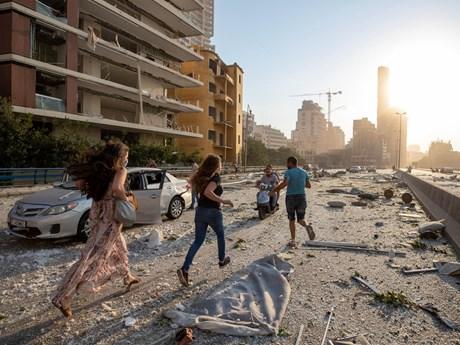 Cộng đồng quốc tế chia buồn với Liban về thảm họa xảy ra ở Beirut