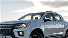 Chevrolet Colorado 2021 trình làng: Đổi thiết kế đầu xe, gây áp lực cho Ford Ranger và Mitsubishi Triton