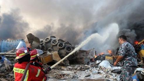Lebanon: Nổ lớn biến thủ đô Beirut thành 'khu vực thảm họa', Israel nói không liên quan