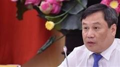 Thứ trưởng bộ KH-ĐT Vũ Đại Thắng được điều động làm Bí thư Tỉnh ủy Quảng Bình