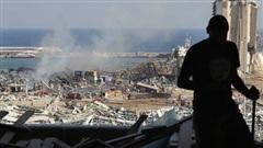 Lebanon tuyên bố tình trạng khẩn cấp tại thủ đô Beirut