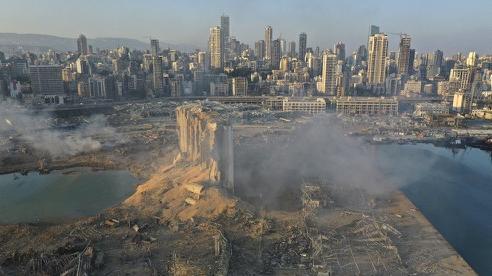 Lebanon quản thúc tại gia các quan chức cảng Beirut