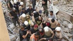 Còn uẩn khúc sau vụ nổ cực lớn ở Lebanon?