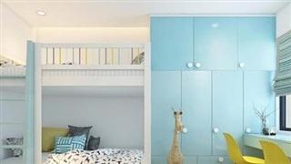 Cách sắp đặt phòng ngủ giúp con trẻ khỏe mạnh và thông tuệ