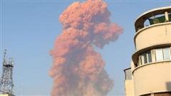 Kho thuốc nổ ở cảng Beirut tương đương với 1.000 quả bom Mk-84