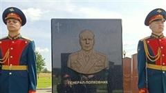 Vinh danh tướng Nga góp công trận 'Điện Biên Phủ trên không'