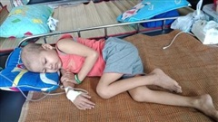 Bé Võ Minh Huy được bạn đọc ủng hộ hơn 65 triệu đồng