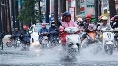 Dự báo mưa dông sẽ kéo dài ở Bắc Bộ đến hết ngày 8/8