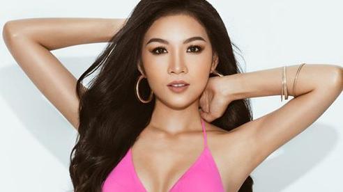Em gái luật sư của Hoàng Thùy: Bị loại khỏi Hoa hậu Hoàn vũ vì chiều cao nhưng body lại 'bốc lửa' không kém chị gái