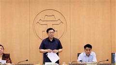 Hà Nội quyết tâm kiểm soát dịch, bảo đảm phát triển kinh tế - xã hội