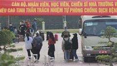 Hà Nội chuẩn bị đón hơn 800 người từ Đà Nẵng trở về