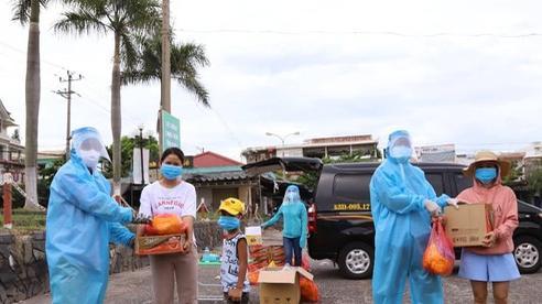 Nhóm 19 lao động  trồng rừng người Quảng Nam mắc kẹt tại Đà Nẵng cầu cứu
