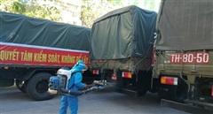 Thiết bị y tế chống dịch đã về tới 'kho tiền phương' ở Đà Nẵng