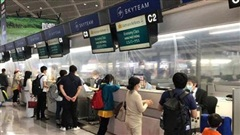Đưa hơn 220 công dân Việt Nam từ Nhật Bản về nước an toàn