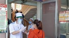 Một người từ Đà Nẵng về Khánh Hòa chăm bệnh âm tính với COVID-19