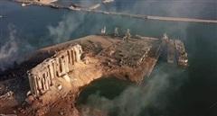 Hé lộ nguyên nhân thảm kịch nổ kho hoá chất Beirut