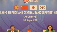 Thảo luận về các hình thức hợp tác tài chính khu vực ASEAN+3