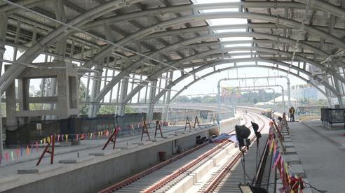Ban quản lý Đường sắt đô thị TP không chấp nhận nhà thầu yếu kém ảnh hưởng tiến độ Metro 1