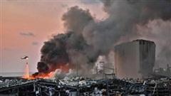 Lebanon đối mặt nguy cơ thiếu lương thực sau vụ nổ thảm khốc ở Beirut