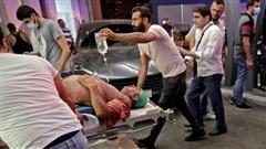 Cuộc chiến bên trong các bệnh viện tại Beirut