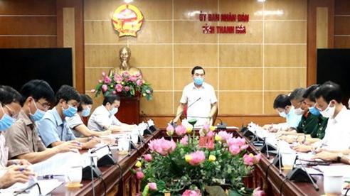 Thanh Hoá: Chính thức ghi nhận có ca bệnh dương tính với COVID-19