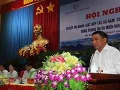 Miễn nhiệm chức vụ Phó Chủ tịch Ủy ban Nhân dân tỉnh Hà Giang