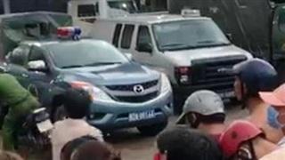 Bắt 'thiếu gia' Tiền Giang nghi liên quan vụ nổ súng chết người ở Long An