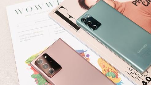So sánh nhanh Galaxy Note 20/Note 20 Ultra với thế hệ tiền nhiệm S20 và đối thủ iPhone 11 Pro/Pro Max