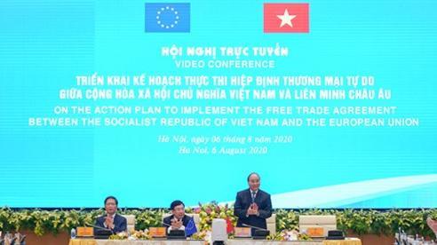 Hà Nội triển khai 5 nội dung để EVFTA đạt hiệu quả cao