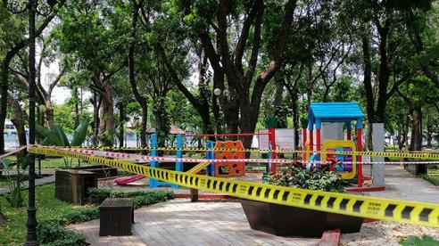 TP Hồ Chí Minh: Tạm dừng các hoạt động tập thể ở công viên để phòng dịch Covid-19