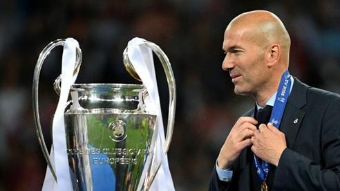 Real Madrid và đêm kiến tạo 'tinh thần Zizou'