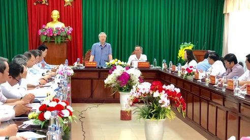 Thường trực Ban Bí thư Trần Quốc Vượng: Huyện Phước Long cần đánh giá đầy đủ về thành tựu xây dựng nông thôn mới