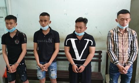 TPHCM: Bắt băng cướp giật khiến nạn nhân té chấn thương sọ não