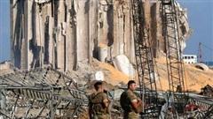 Lebanon hết tiền để khắc phục hậu quả vụ nổ kinh hoàng
