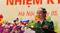 2 Trung tướng tái đắc cử chức Bí thư Đảng ủy