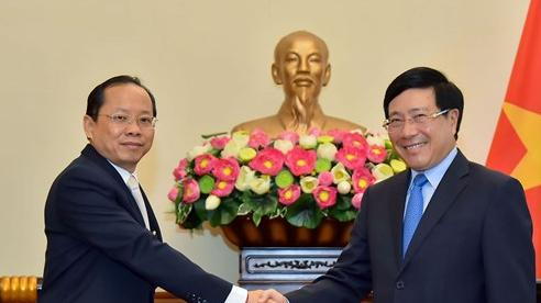 Đại sứ Campuchia Chay Navuth: Việt Nam qua quan sát của tôi