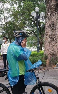 Từ 7/8, Hà Nội xử phạt các trường hợp không đeo khẩu trang tại nơi công cộng