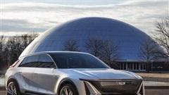 Cadillac Lyriq: SUV điện hạng sang với thiết kế đỉnh cao chính thức chào sân