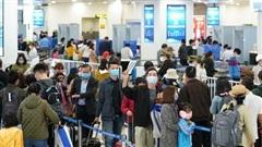 Tổ chức phương án đưa gần 1.700 du khách mắc kẹt ở Đà Nẵng về Hà Nội và TP.HCM