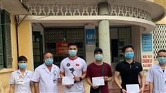 Công bố 34 ca Covid-19 mới, thêm một ca tại Hà Nội
