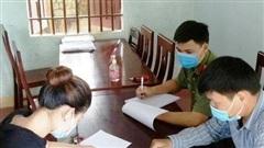 Nghệ An: Xử phạt người không khai báo y tế, đăng tin sai sự thật về Covid-19